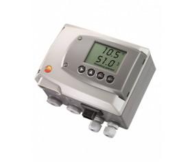 testo 6651 - Трансмиттер температуры/влажности для критических условий окружающей среды