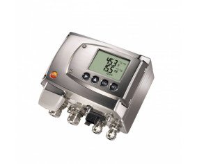 testo 6381 - Трансмиттер дифференциального давления для установки в нормальных зонах
