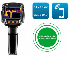 Тепловизор testo 868 - Умная термография для повседневных задач