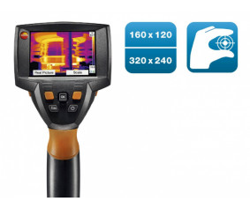 testo 875-1i - Профессиональный тепловизор с SuperResolution