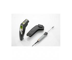 testo 830-T4 - Инфракрасный термометр с 2-х точечным лазерным целеуказателем (оптика 30:1)