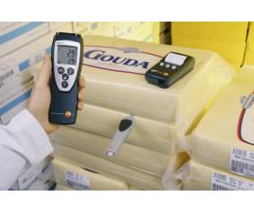 testo 110 - 1-канальный термометр для высокоточного мониторинга