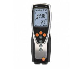 testo 735-2 - 3-канальный термометр