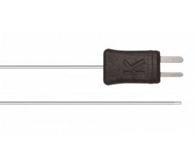 Гибкий погружной измерительный наконечник - с сенсором температуры т/п типа K