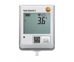 testo Saveris 2-T1 - testo Saveris 2-T1 - WiFi-логгер данных с дисплеем и встроенным сенсором температуры