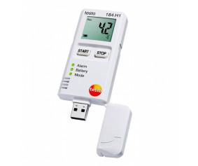 testo 184 H1 - Логгер данных температуры и влажности