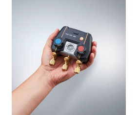 testo550i - Цифровой манометрический коллектор с 2-х ходовым блоком клапанов и Bluetooth, управляемый через приложение