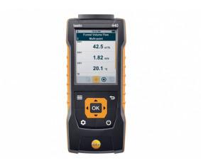 testo 440 - Прибор для измерения скорости и оценки качества воздуха в помещении