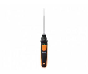 testo915i - Термометр с погружным/проникающим зондом, управляемый со смартфона