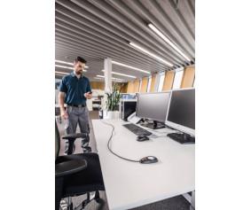 Люкс-зонд (цифровой) для измерения освещенности, фикс. кабель