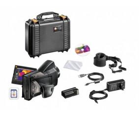 Комплект testo 885 - Комплект testo 885 с супер-телеобъективом и дополнительным объективом
