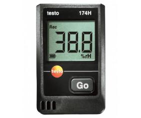 testo 174 H - Мини-логгер данных температуры и влажности