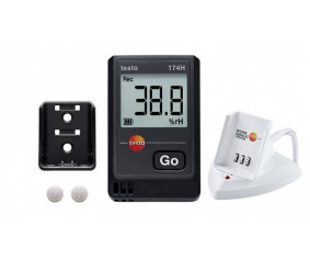 Комплект testo 174 H - Мини-логгер данных температуры и влажности