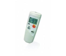Комплект для быстрых измерений - Карманный инфракрасный мини-термометр testo 805 с защитным чехлом TopSafe