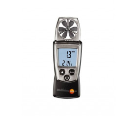 testo 410-1 - Карманный анемометр с крыльчаткой