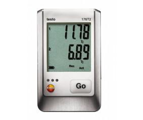 testo 176 T2 - 2-х канальный логгер данных температуры